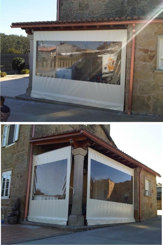 Como cerrar un porche barato materiales de construcci n para la reparaci n - Como cerrar una terraza uno mismo ...
