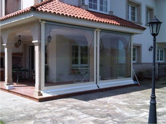 Porche o terraza sacale el m ximo partido blog - Como cerrar un porche ...