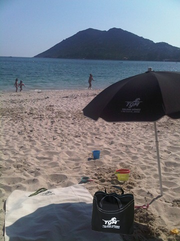 TGM también te acompaña a la playa