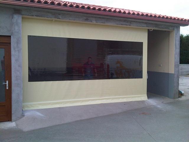 Cerrar porche garaje terraza etc blog - Como cerrar terraza ...