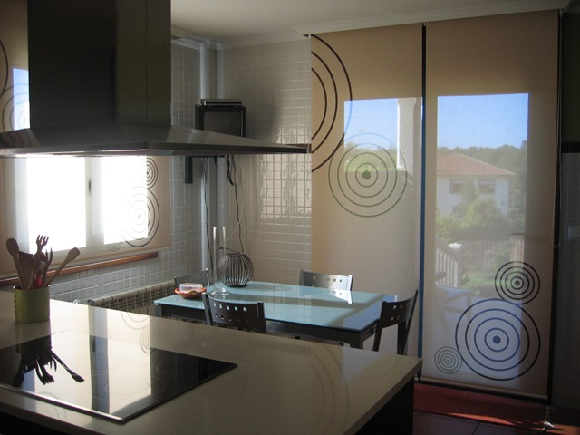 Cortinas personalizadas blog - Cortinas screen cocina ...