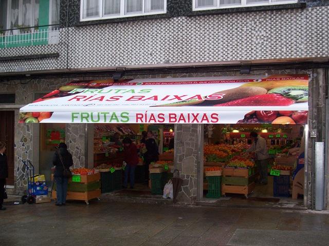 Frutas Rías Baixas