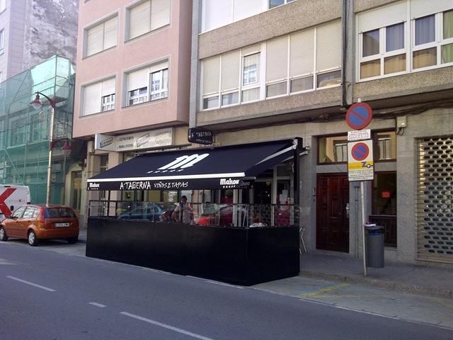 Toldo arzua p gina 4 blog for Toldos gomez arzua