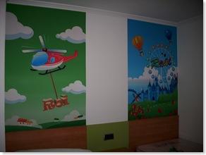 En TGM_Toldos Gómez también nos adaptamos a esta moda de adornar las estancias con vinilos, murales, wall paper...