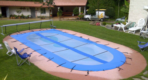 Cubierta para piscina II