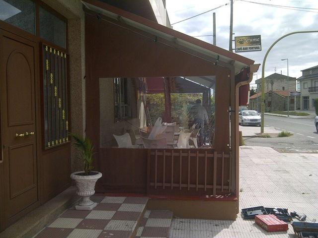 Arume, Café bar Fortuna