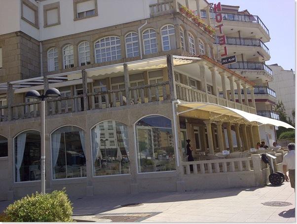 "Hotel del Mar (Sanxenxo) ""vestido"" por TGM"