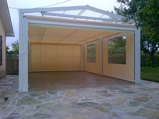 Lona estructura blog - Estructuras de aluminio para terrazas ...