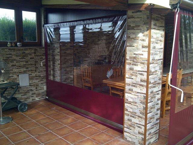 Toldo cortina p gina 3 blog - Como cerrar un porche ...