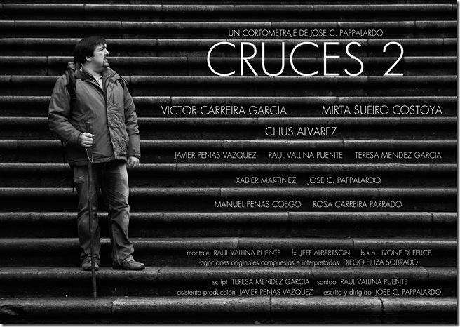 """Cortometraje """"Cruces 2"""""""