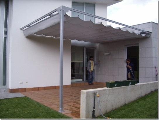 Toldo umia p gina 4 blog for Toldo horizontal terraza
