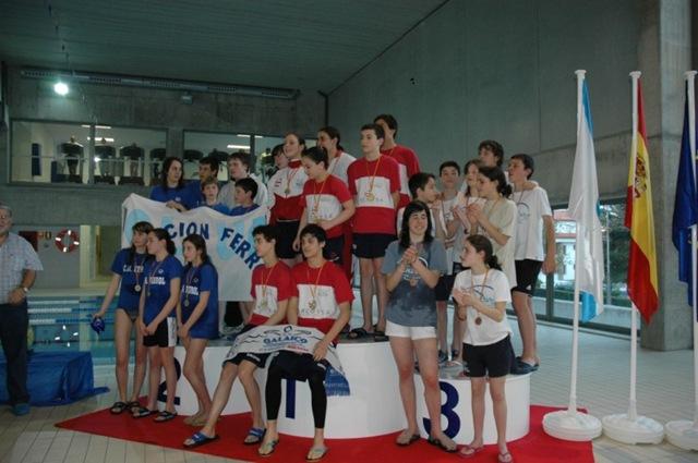 Xito del club nataci n arz a toldos g mez blog for Toldos gomez arzua
