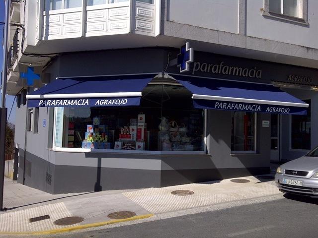 M xima protecci n solar toldo fachada blog for Toldos gomez arzua