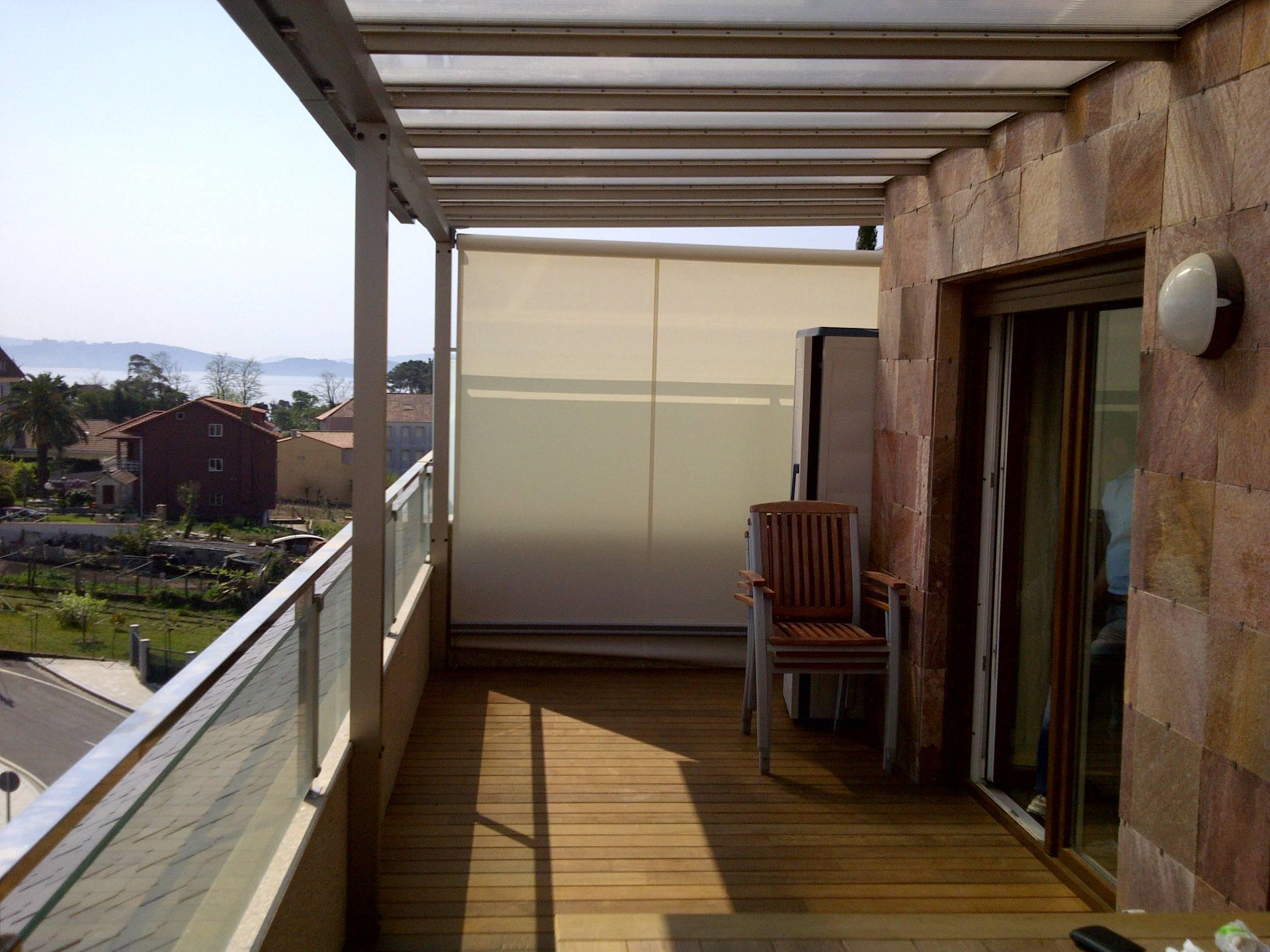 A las puertas del verano blog for Toldo lateral para terraza