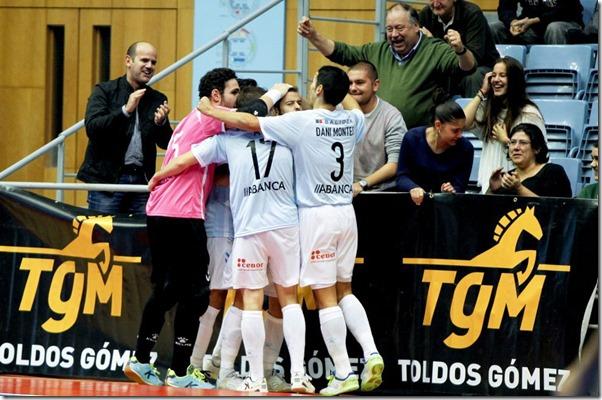 TGM Toldos Gómez y Santiago Futsal