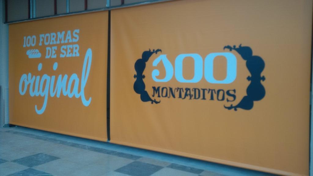 Toldo cortina blog for Toldos para locales comerciales
