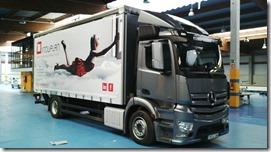 camion tautliner en impresión digital