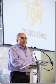 Antonio Gómez Alamanbos, 65 cumpleaños