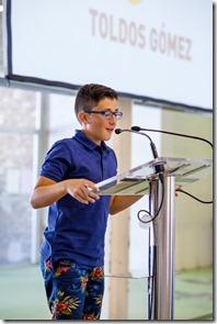 Mateo Gomez, nieto de Antonio