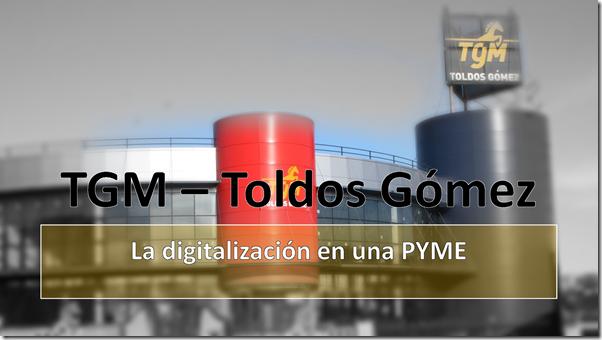 Digitalización en una pyme