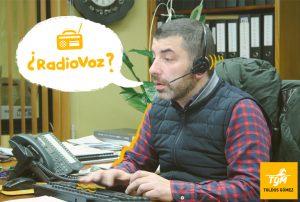 Entrevista a Jesús Gómez, nuestro director comercial, en el programa Voces de Galicia de Radio Voz