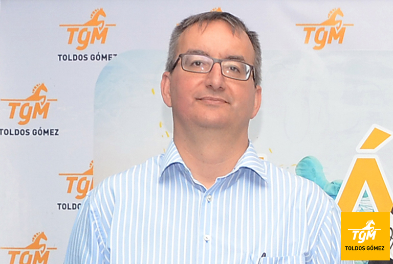 Esteban Raposo, Director Gerente de TGM